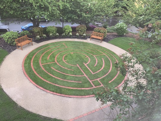 Franciscan Center Labyrinth